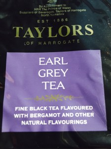 Earl Grey by Taylor's Tea