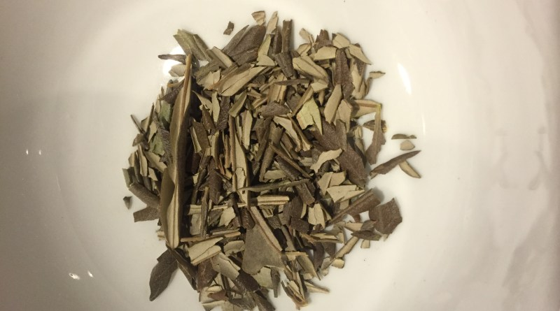 Olive Tea – Tea Review – Harney & Sons