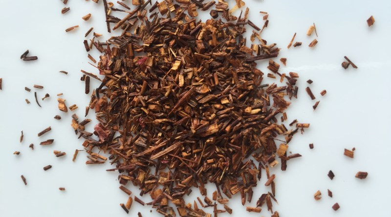 Tea Review: Angry Tea: Raspberry Rooibos