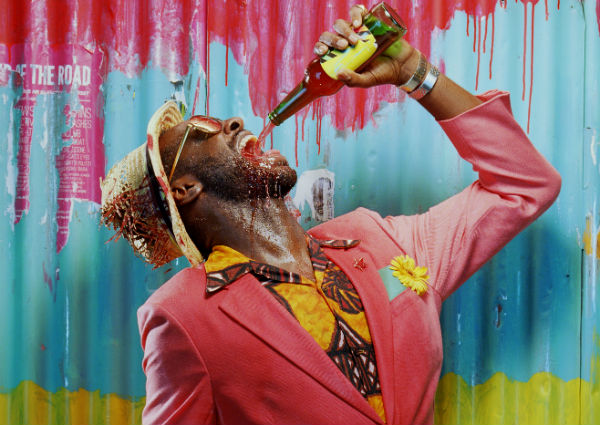 600They Drink It In The Congo_Sule Rimi photographed by Miles Aldridge
