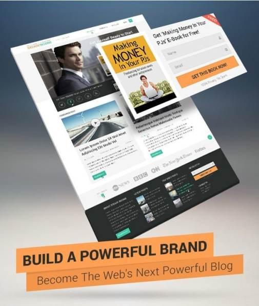 Wordpress Themes SteadyIncome
