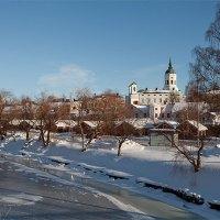 Ångermanlands huvudstad