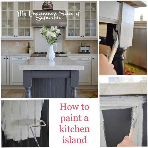 Medium Crop Of Kitchen Island Paint