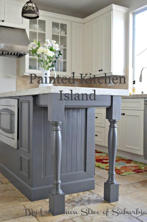 Medium Of Painted Kitchen Islands