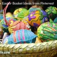 Pinterest! Easter Basket Ideas