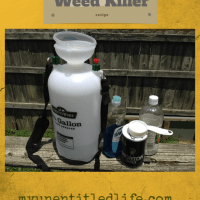 How to kill weeds without chemicals