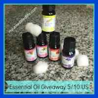 Mother's Day Essential Oil Giveaway @puritanspride #essentialoil