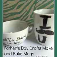 Fun and Easy Father's Day Mug Craft