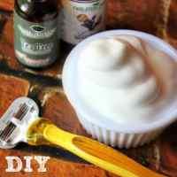 DIY Tea Tree And Lavender Shaving Cream
