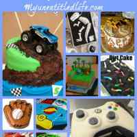 10 Birthday Cakes For Boys That They Will Flip Over!