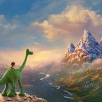 The Good Dinosaur Review and it's in theaters today!!