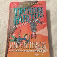 Treasure Hunters a fun book for the tween set! #TreasureHunters #ad