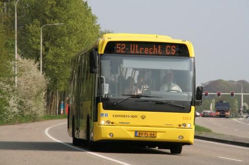 Bus di Utrecht