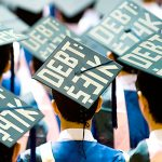 students graduating with debt