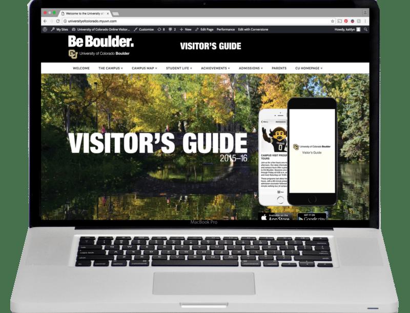 University Of Colorado Website