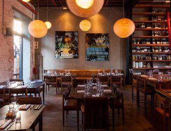 The Test Kitchen: The only African restaurant on the world's 50 best restaurants list for 2016