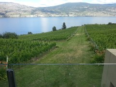 Summerland BC and Lake Okanagan