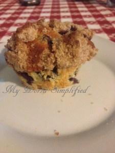 BEST Blueberry Muffins!!!!!
