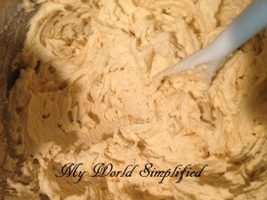 egg nog dough