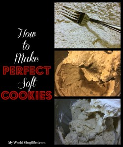 How to make the BEST Soft Cookies
