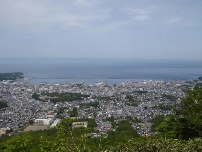 小樽港・北防波堤