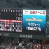 ● 2009.10.31 G4-3F 日本シリーズ第1戦
