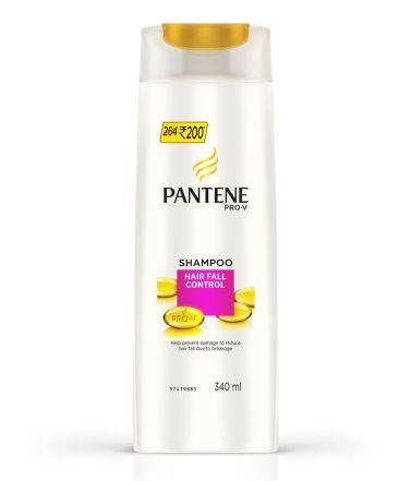 Pantene Hair Fall Control Shampoo 340 Ml