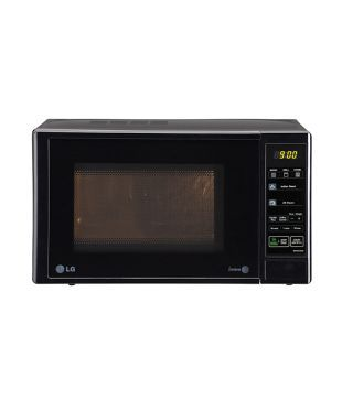 LG 20Ltr Mh2044Db Grill Microwave Oven-Black