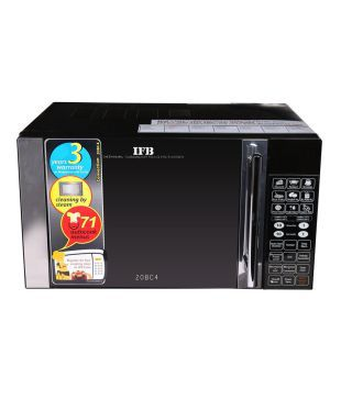 IFB 20 IFB 20Ltr 20Bc4 Convection  Microwave OvenBlack