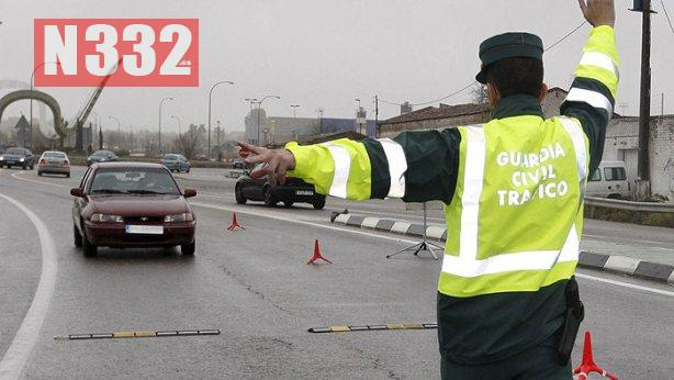 Signs and Signals from Police Officers Controlling Traffic
