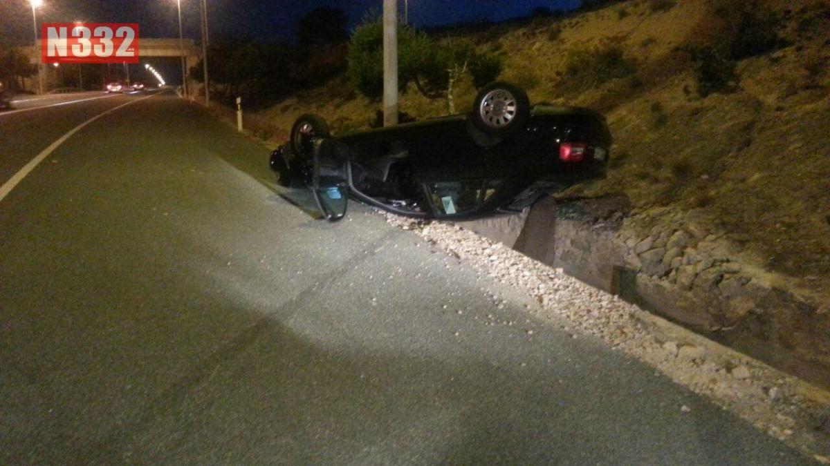 Drunk Driver Arrested in Torrevieja