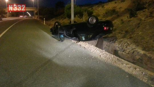 20150608 - Drunk Driver Arrested in Torrevieja