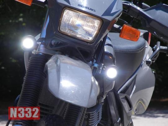 drl motorbike
