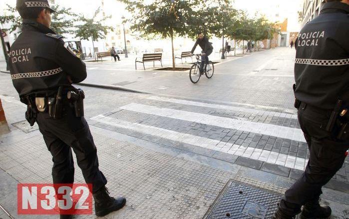 DOCU_LP DOCU_LP DOCU_LP Mediacion policial.