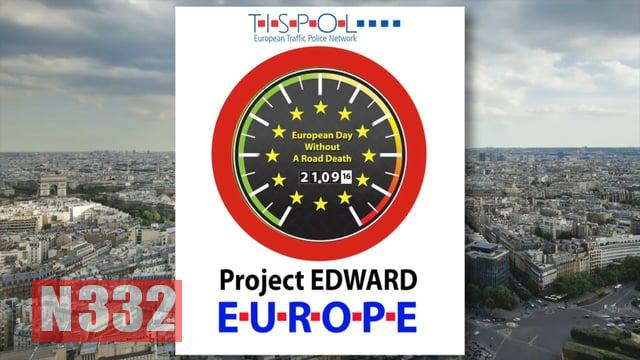 Results from the first European Day Without A Road Death (Project EDWARD)