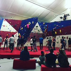 2016 Bouldering Competition