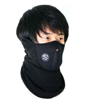 Neoprene Anti Pollution Bike Face Mask/Neck Warmer