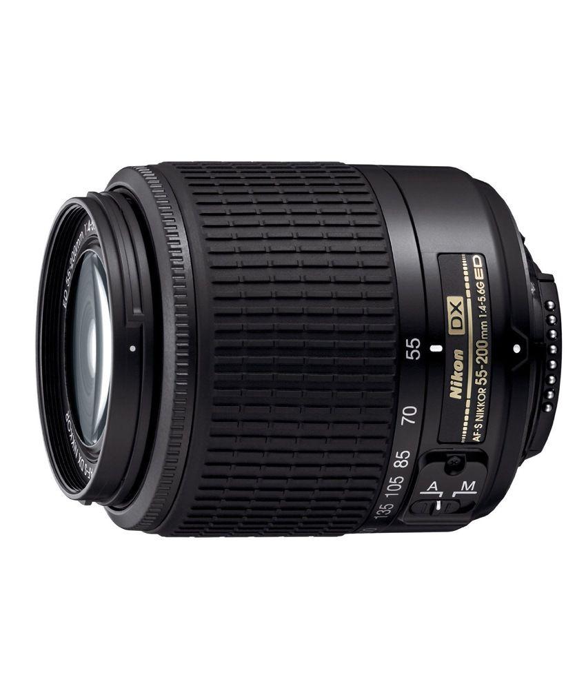 Fullsize Of Nikon D3200 Lenses
