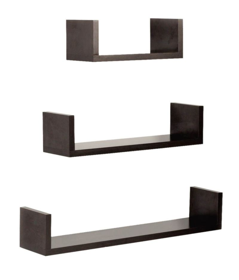 Large Of Wooden Wall Book Rack