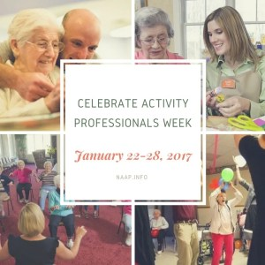 Copy of Celebrate National Activity Professional Week