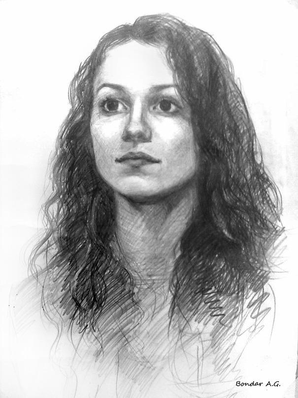 Рисунок, Автор - Бондарь Анастасия
