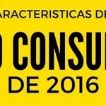 9 características del nuevo consumidor de 2016