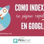 Cómo indexar tus páginas en Google rápidamente