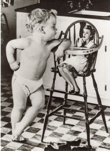 "© ""Big Baby"" (1930) de Grancel Fritz"