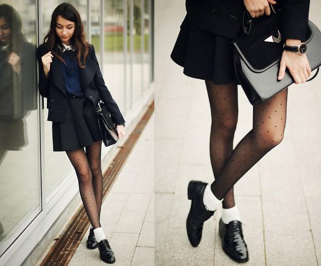 Как одеться в колледж девушке