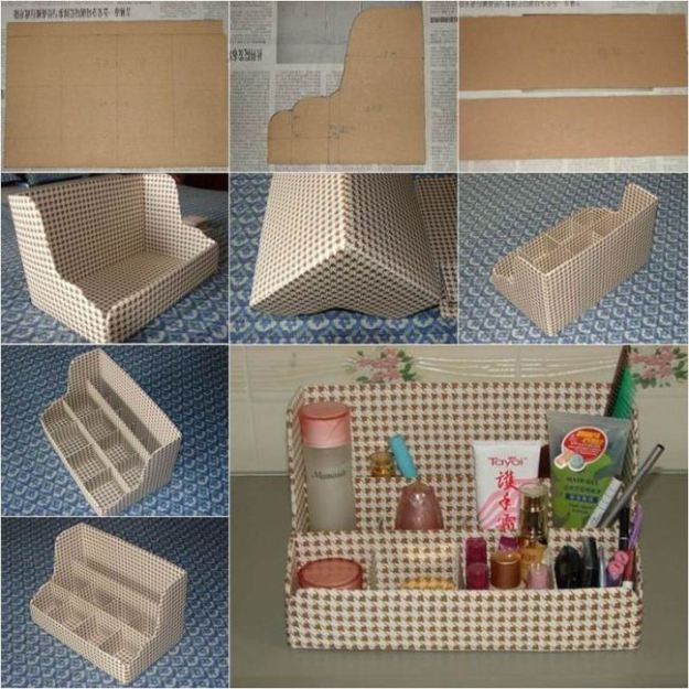 diy-Cosmetic-organizer
