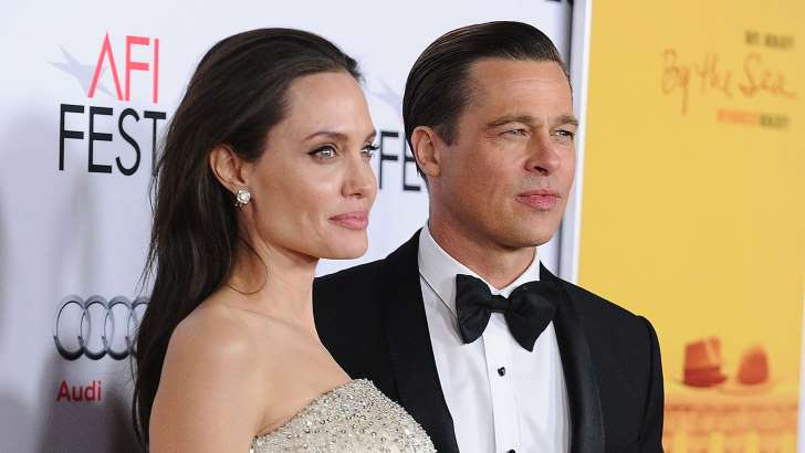 Angelina Jolie Fills For Divorce From Brad Pitt