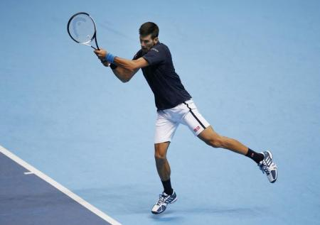 Murray, Djokovic set up Sunday shootout at ATP finals