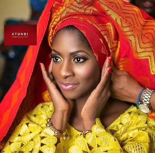 bride planning her wedding day