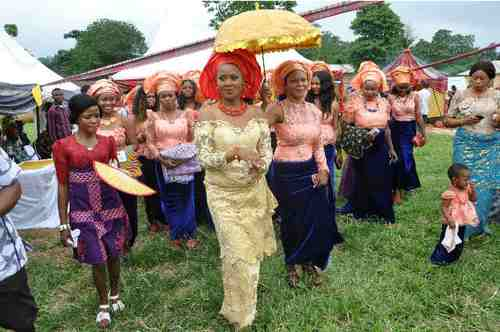 Wedding Gift For Bride In Nigeria : ... About Igbo Traditional Wedding ProcessesNigerian Weddings